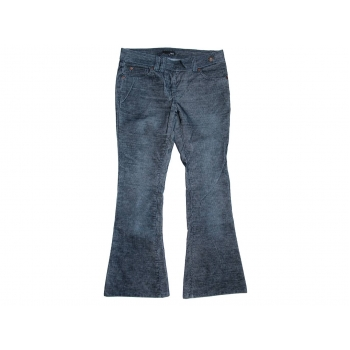 Женские вельветовые брюки клеш NEXT, М