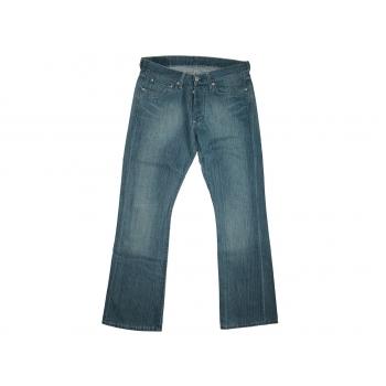Мужские джинсы синие W34 L34 G-STAR RAW