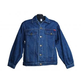 Детская джинсовая куртка TOUGH на мальчика 11-14 лет
