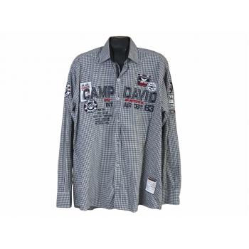 Рубашка мужская CAMP DAVID, XL