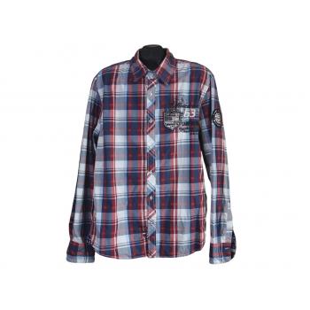 Рубашка мужская CAMP DAVID, L
