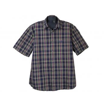Рубашка мужская в клетку JACK WOLFSKIN, XXL