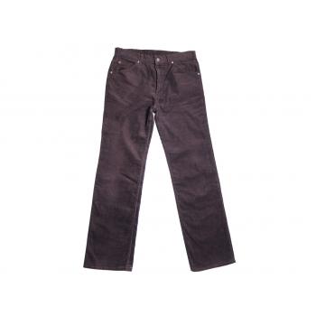Мужские качественные вельветовые брюки LEVIS W 32