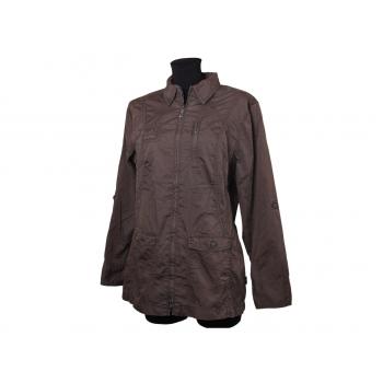 Женская коричневая куртка весна осень CECIL, M