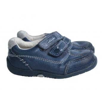 Ботиночки кожаные на мальчика 2-3 лет CLARKS