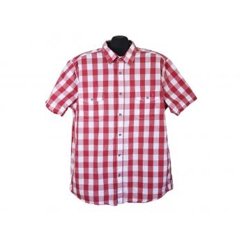 Мужская рубашка в клетку BIAGGINI, XL