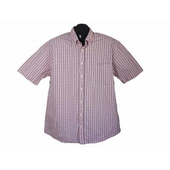 Мужская рубашка в клетку GANT, XL