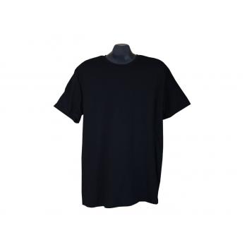 Футболка мужская черная JEAN PASCALE, L
