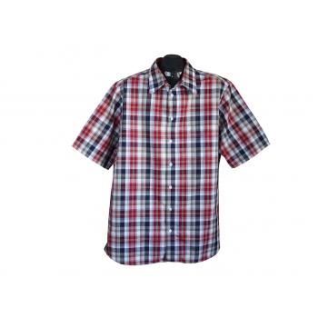 Рубашка мужская в клетку WALBUSCH EXTRAGLATT, XL