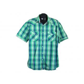 Рубашка мужская в клетку REWARD NKD, XL