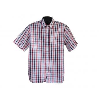 Рубашка мужская в клетку TIKLAS, XXL