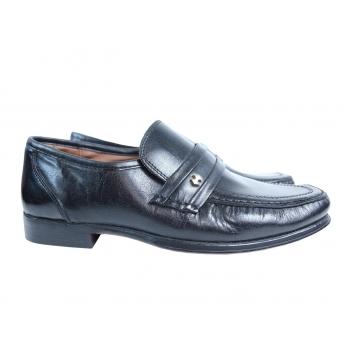 Мужские кожаные туфли GEORGE OLIVER 42 размер
