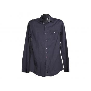 Мужская приталенная рубашка RIVER ISLAND, S