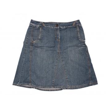 Женская джинсовая юбка трапеция MEXX, M