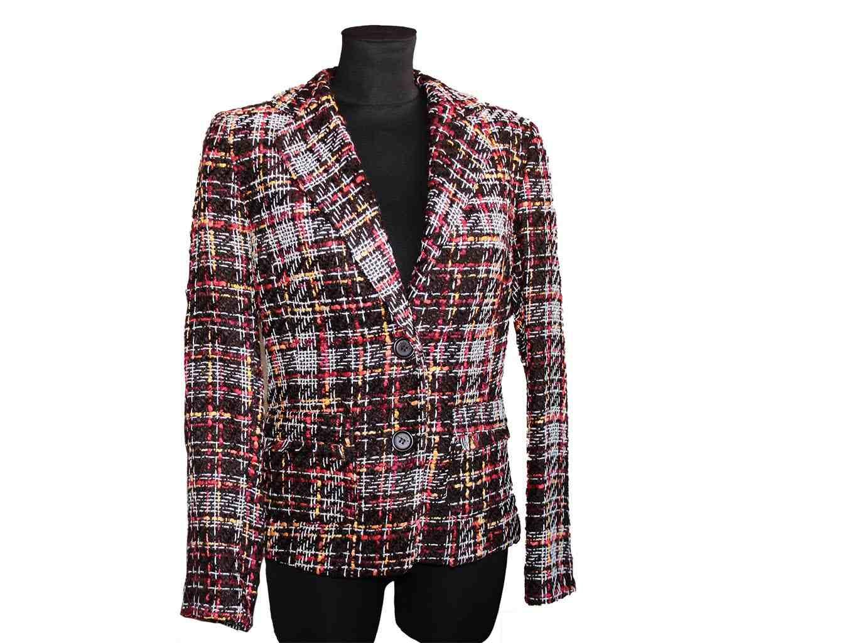 Женский пиджак в клетку S.OLIVER, М