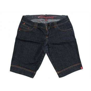 Женские черные джинсовые шорты ESPRIT, L