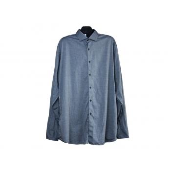 Мужская серая рубашка JEFF BANKS, XL