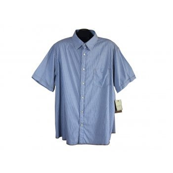 Мужская голубая рубашка SONOMA, XXL