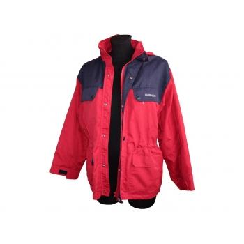 Женская красная куртка весна осень NORHEIM