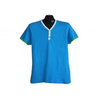Мужская синяя футболка URBAN SPIRIT, S