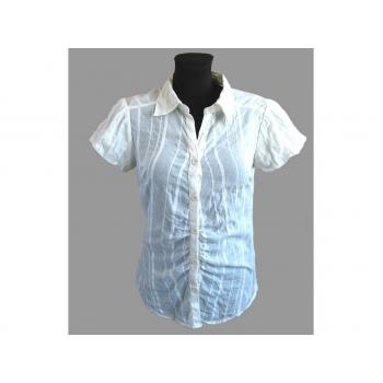 Женская белая рубашка E-VIE