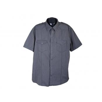 Рубашка мужская серая ESPRIT, XXL