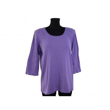 Женская сиреневая футболка CECIL, М