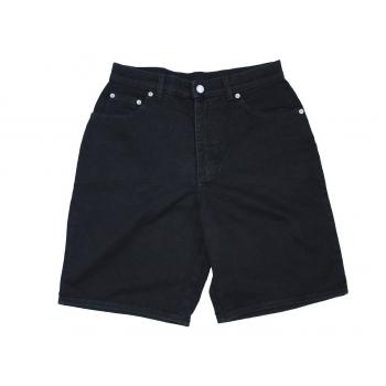 Женские джинсовые шорты с высокой талией MARKS & SPENCER, S