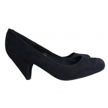 Женские замшевые туфли H&M 36 размер