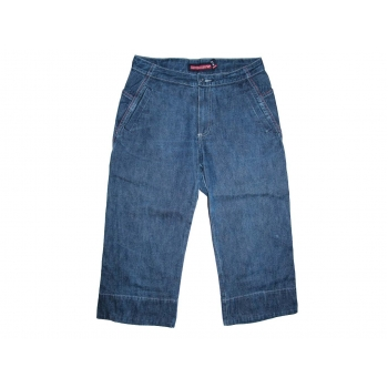 Шорты джинсовые ниже колен QUIKSILVER W 28