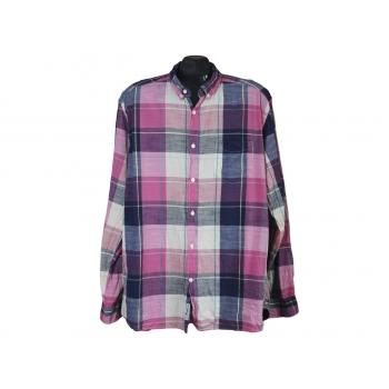 Рубашка мужская в клетку L.O.G.G, XL