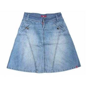 Женская джинсовая юбка трапеция ESPRIT