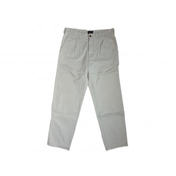 Мужские светлые брюки чинос COTTONFIELD W 32 L 32