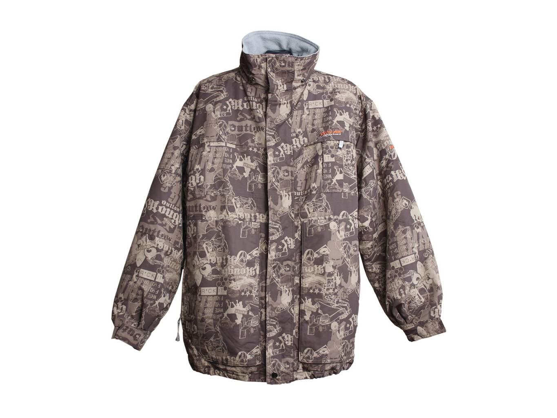 Мужская спортивная куртка для сноуборда OUTLAW snowboard, XL