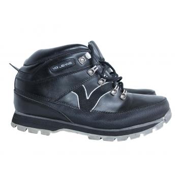Мужские кожаные ботинки евро зима VOI JEANS 41 размер