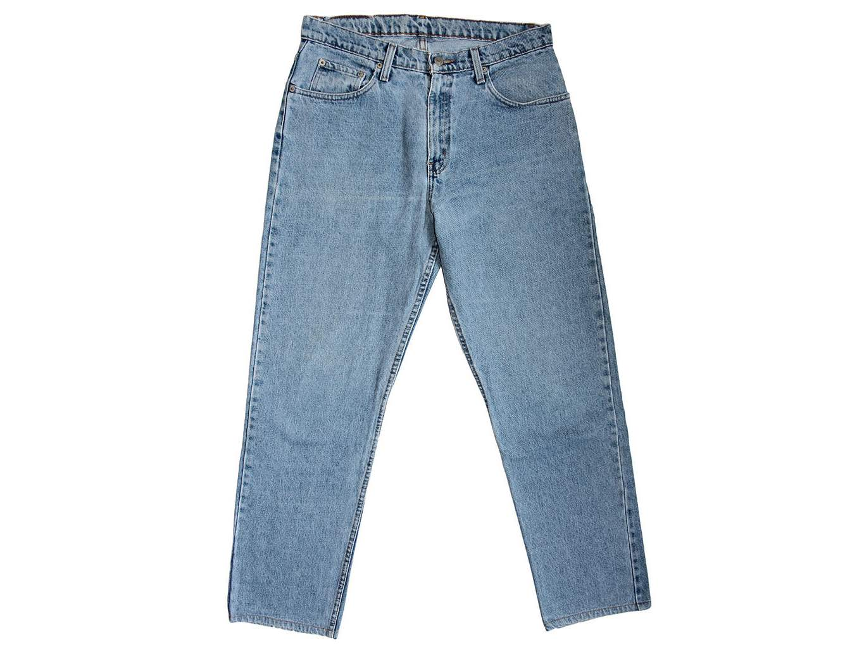 Мужские голубые джинсы W 32 POLO RALPH LAUREN