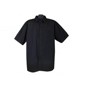 Рубашка мужская черная IDENTIC, XXL