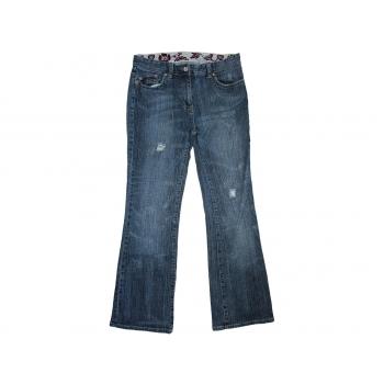 Женские рваные джинсы клеш NEXT, S