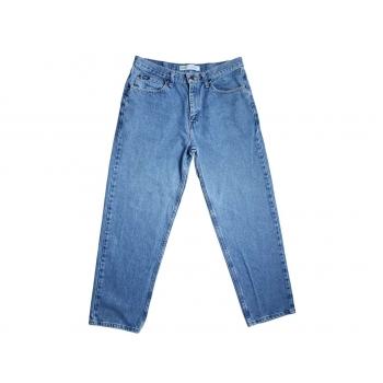Джинсы голубые мужские LEE RELAXED FIT W 34 L32