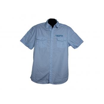 Мужская голубая рубашка ESPRIT, L