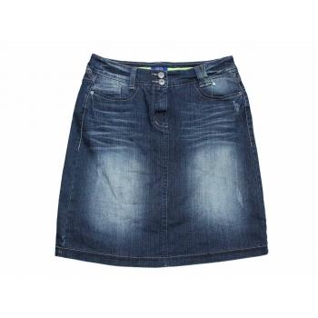 Женская джинсовая миди юбка CECIL