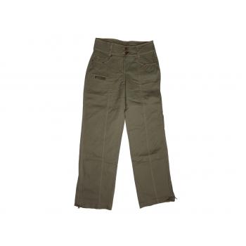 Женские зеленые брюки ALIVE