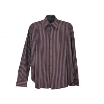 Рубашка мужская приталенная в полоску PAUL SMITH, L