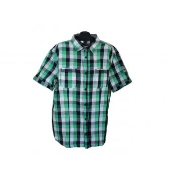 Рубашка мужская зеленая ANGELO LITRICO, XXL