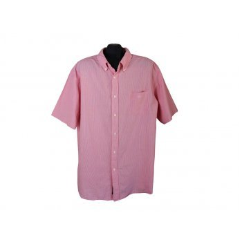 Рубашка мужская розовая MAINE NEW ENGLAND, 3XL