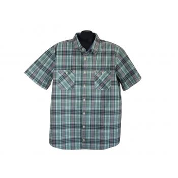 Рубашка мужская зеленая GIN TONIC, XXL