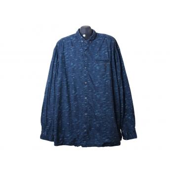 Мужская синяя рубашка REGULAR FIT S.OLIVER, 4XL