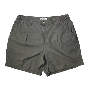 Мужские шорты цвета хаки COLUMBIA W 34