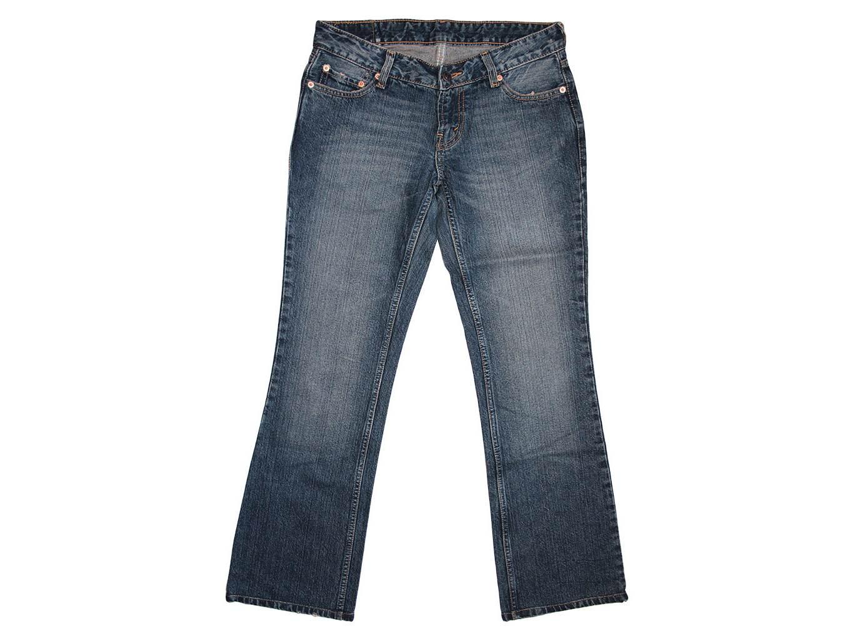 Женские прямые джинсы LEVIS 567, S