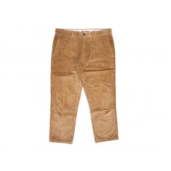 Мужские коричневые вельветовые брюки MARKS & SPENCER W34 L30